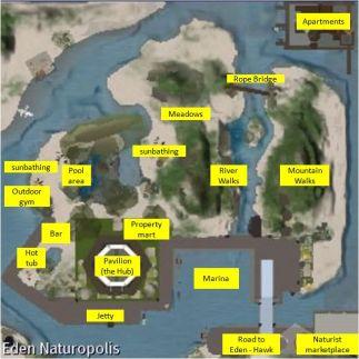map - Naturopolis locations