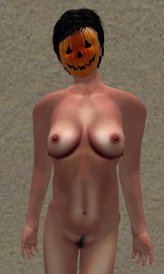 Naked Pumpkin 25