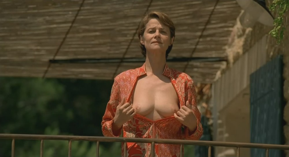Charlotte Rampling, an icon for her (and our) middle age. A guide to middle-aged Second Life. (5/6)