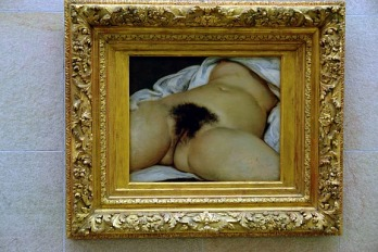 Courbet-Origin-of-the-world-Musee-dOrsay-P