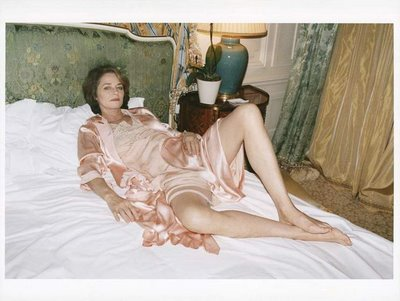 Charlotte Rampling, an icon for her (and our) middle age. A guide to middle-aged Second Life. (1/6)
