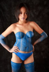 body-paint for female