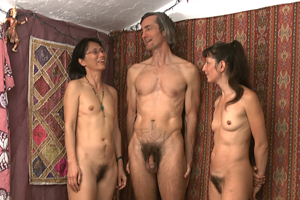 pikeys nude