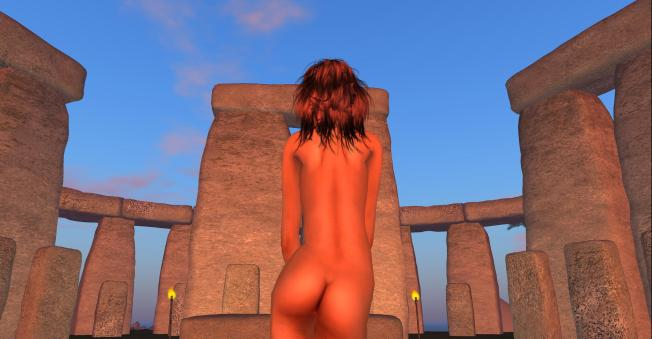 ella stonehenge sunrise_001b