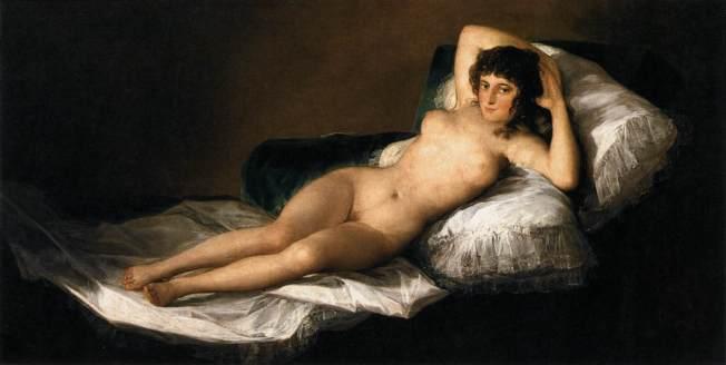 Francisco_de_Goya_y_Lucientes_-_The_Nude_Maja_(La_Maja_Desnuda)_-_WGA10044
