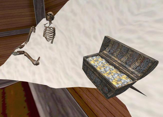 galleon treasure