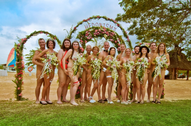 HedonismNudeWedding_GroupShot1
