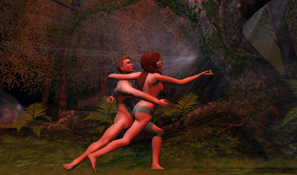 adam-and-eve-dancing-in-colour