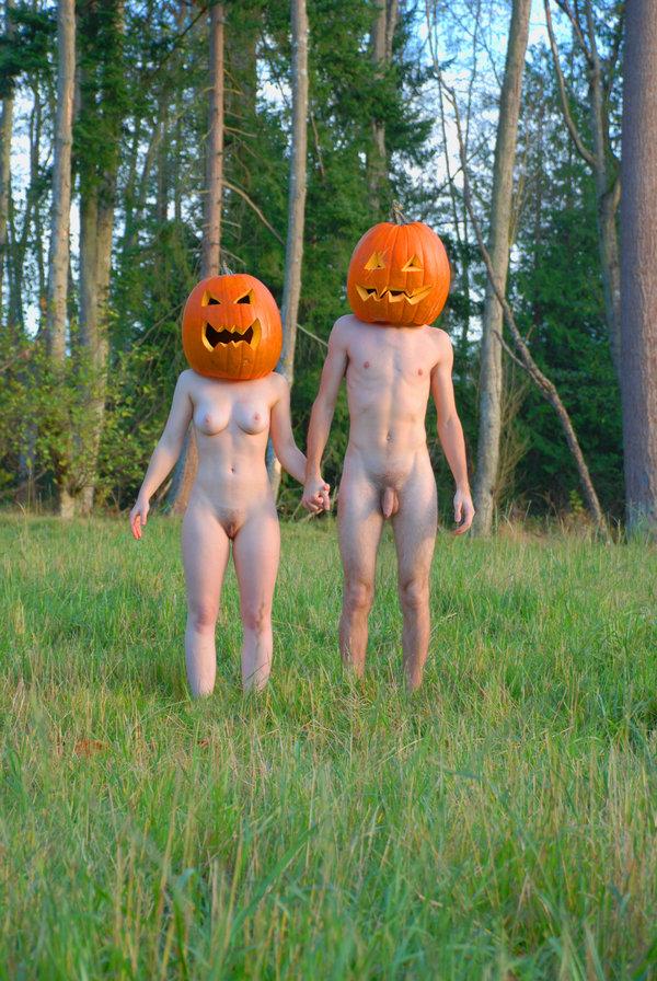 Nude Pumpkin Run 76