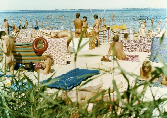 Wismarer Bucht, FKK-Strand
