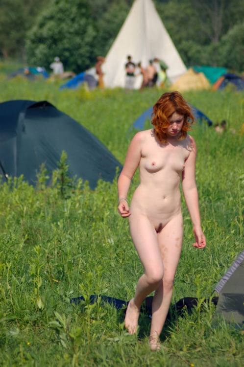 Nudist colony festival part 1 - 2 7