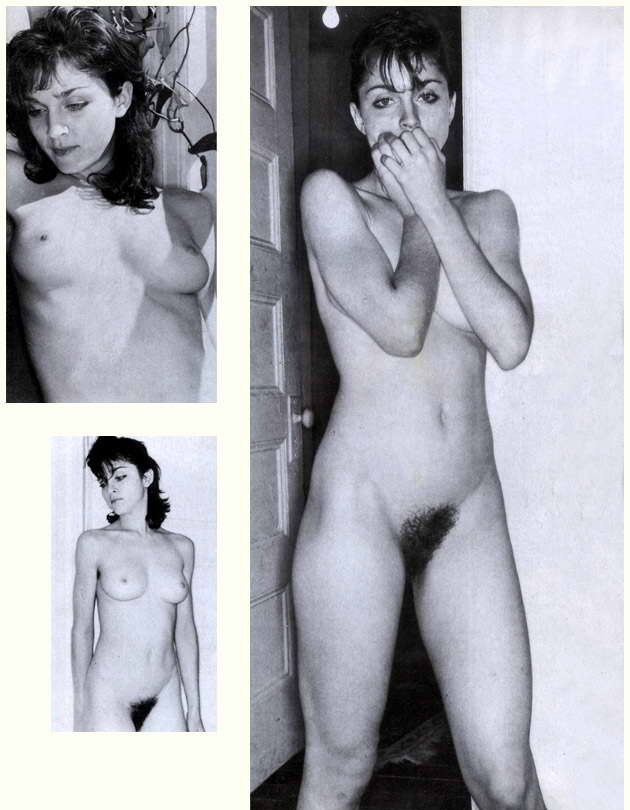 Madonna-naked-pussy