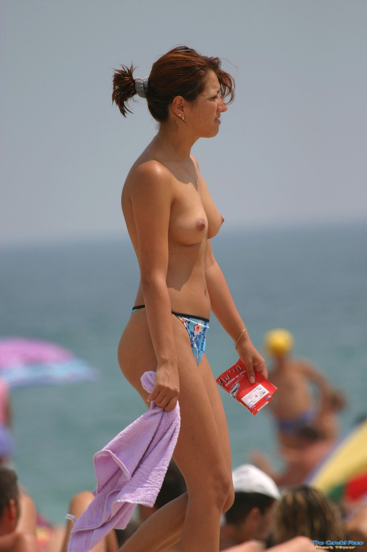 Topless, thonged, cotton-tailed, fully nude | the sl naturist