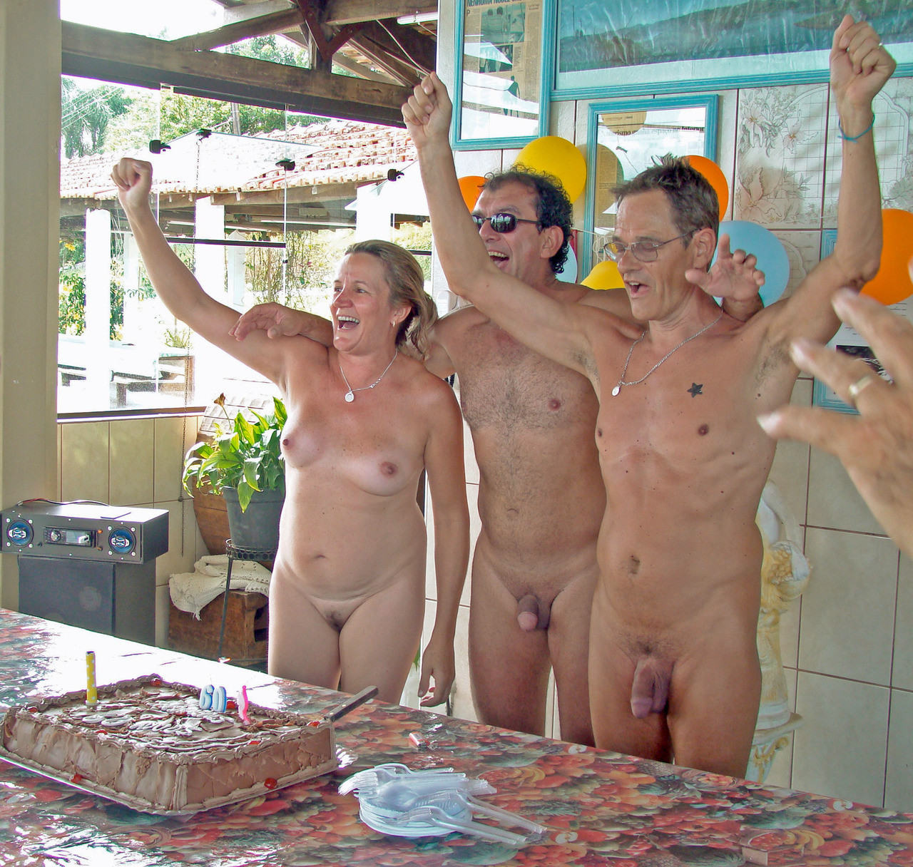 Naturist necessary words