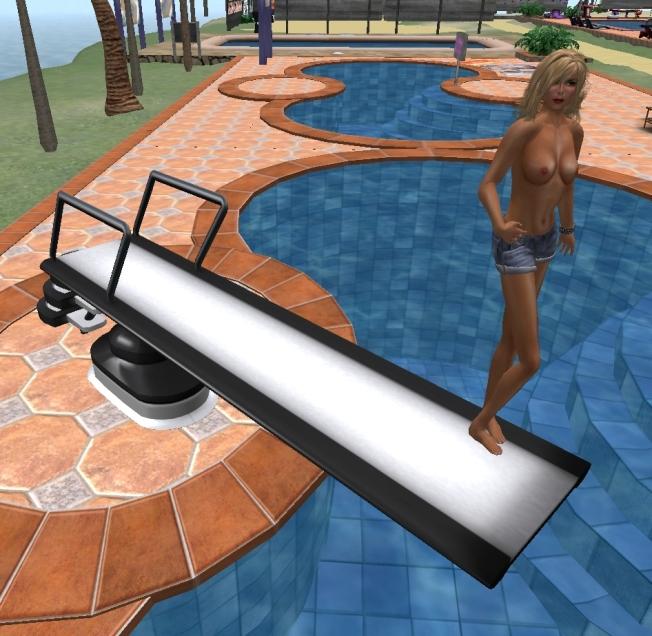 topless pool jelena_001b