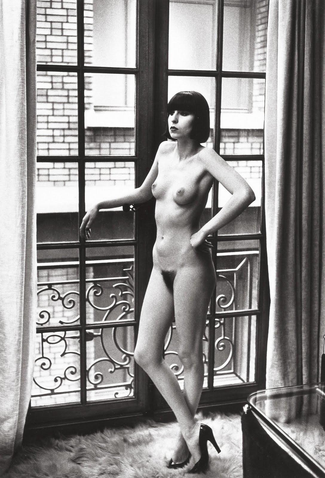 Domestic nudes by helmut newton