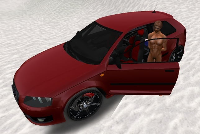 howie and car_001b