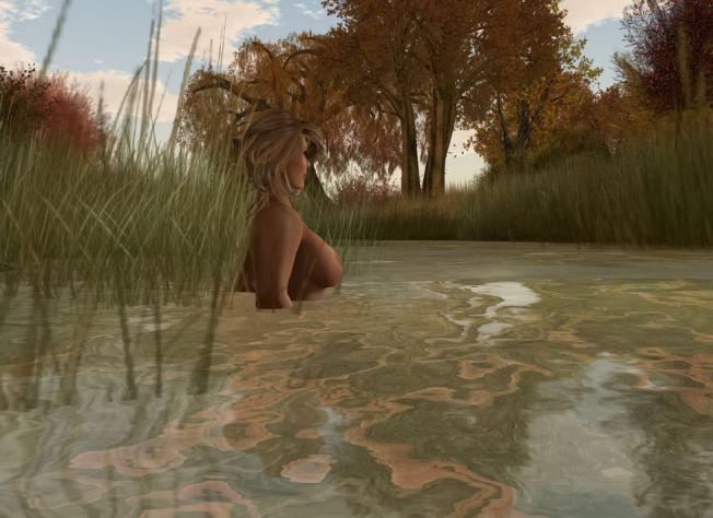 secret swim