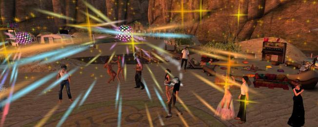 commune dance