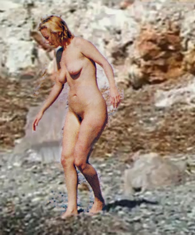 Emma Thompson sexy 2