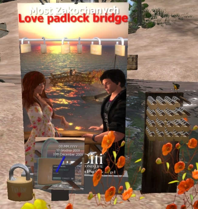love padlock_001b