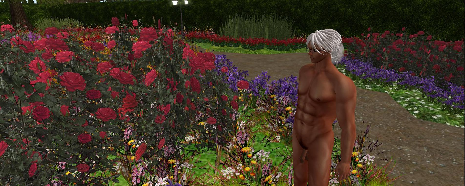 World Naked Gardening Day | the sl naturist