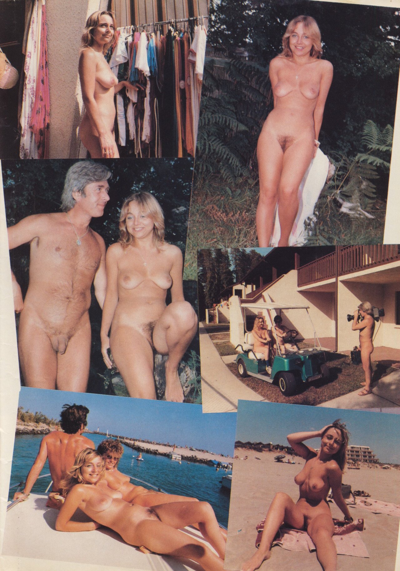 Heroes of Naturism : Educating Julie   the sl naturist