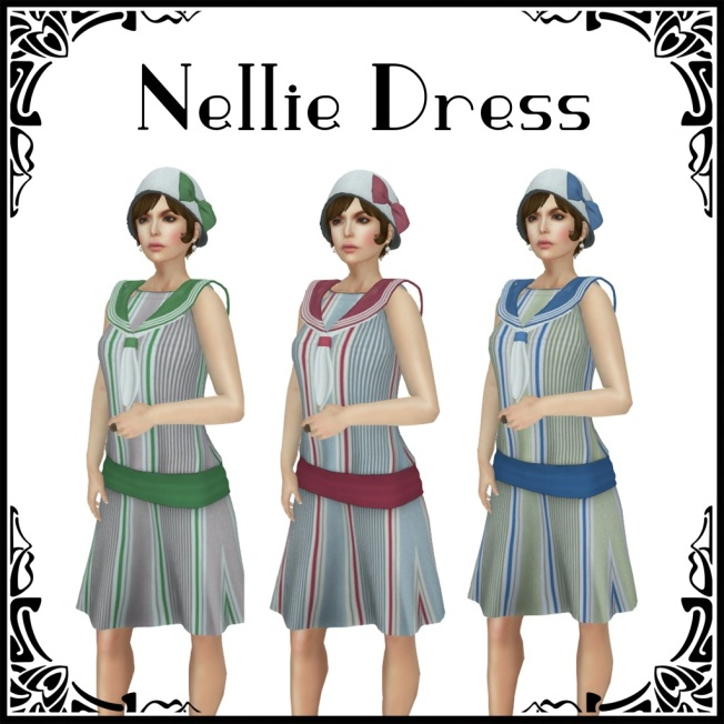 BELLE EPOQUE - Nellie [3 Colors]