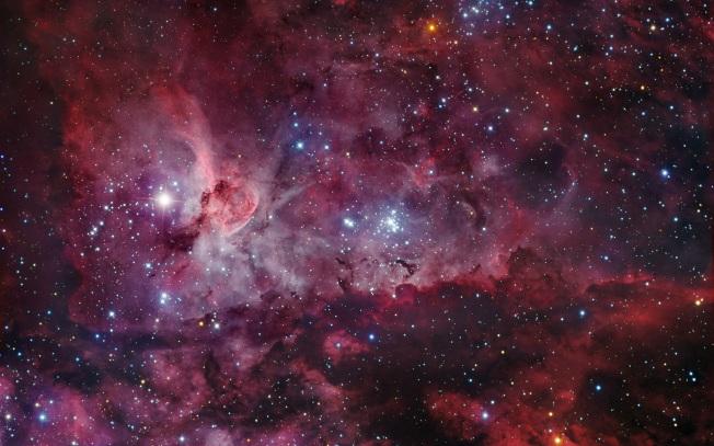Nebula Wallpaper, carina, ngc 3372, stars, universe
