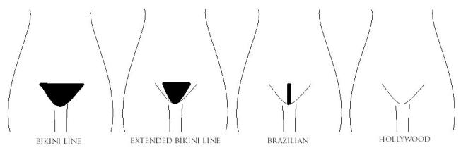 bikini waxing styles 4