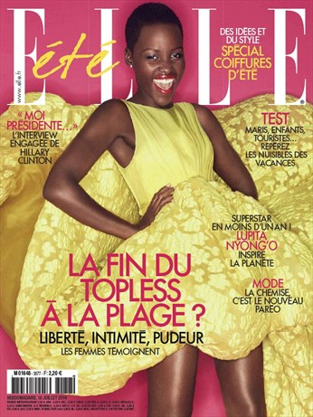 Lupita-Nyongo-Elle-France-July-2014-Cover