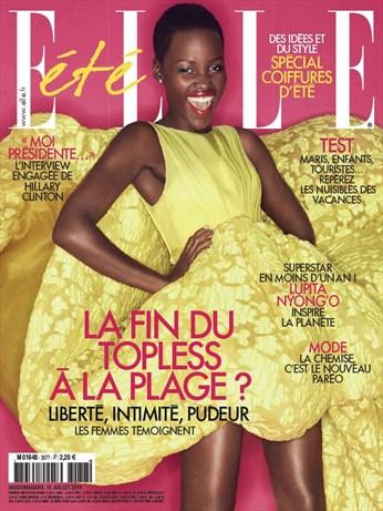 Lupita-Nyongo-Elle-France-July-2014-Cover