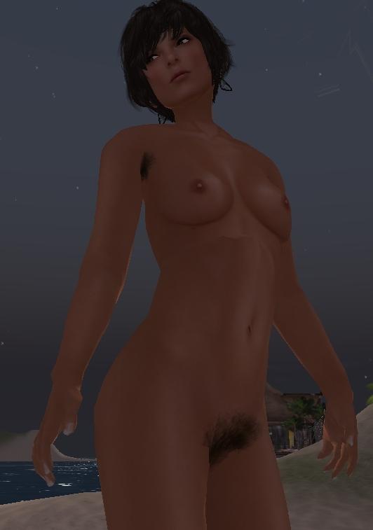 diane hairy pits & bush_001b