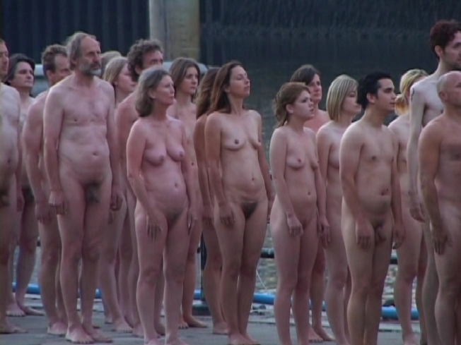 And too Nude groups mixed gender idea