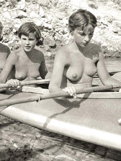 vintage nudist camps