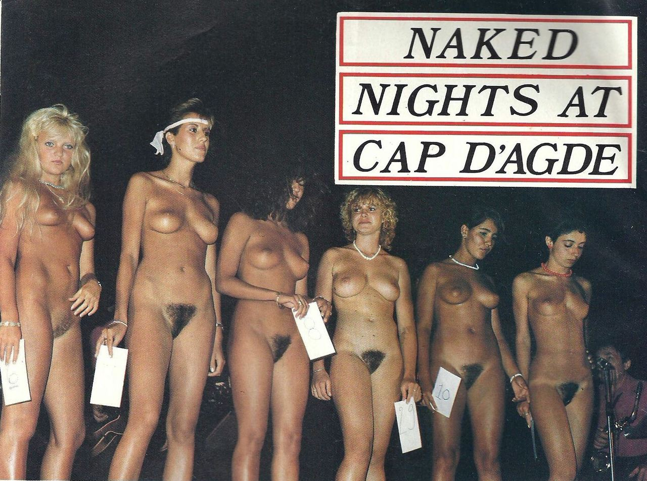 Best things happen when you are naked
