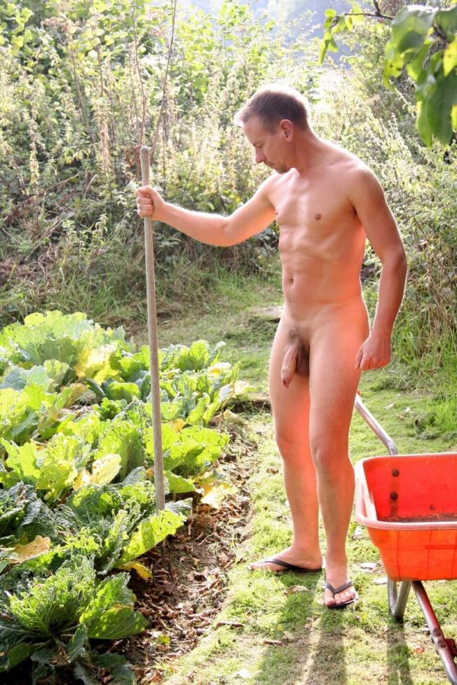 Its World Naked Gardening Day  The Sl Naturist-3105