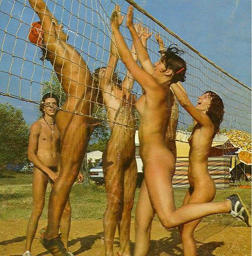 from Kolby beach volleyball nudist pics