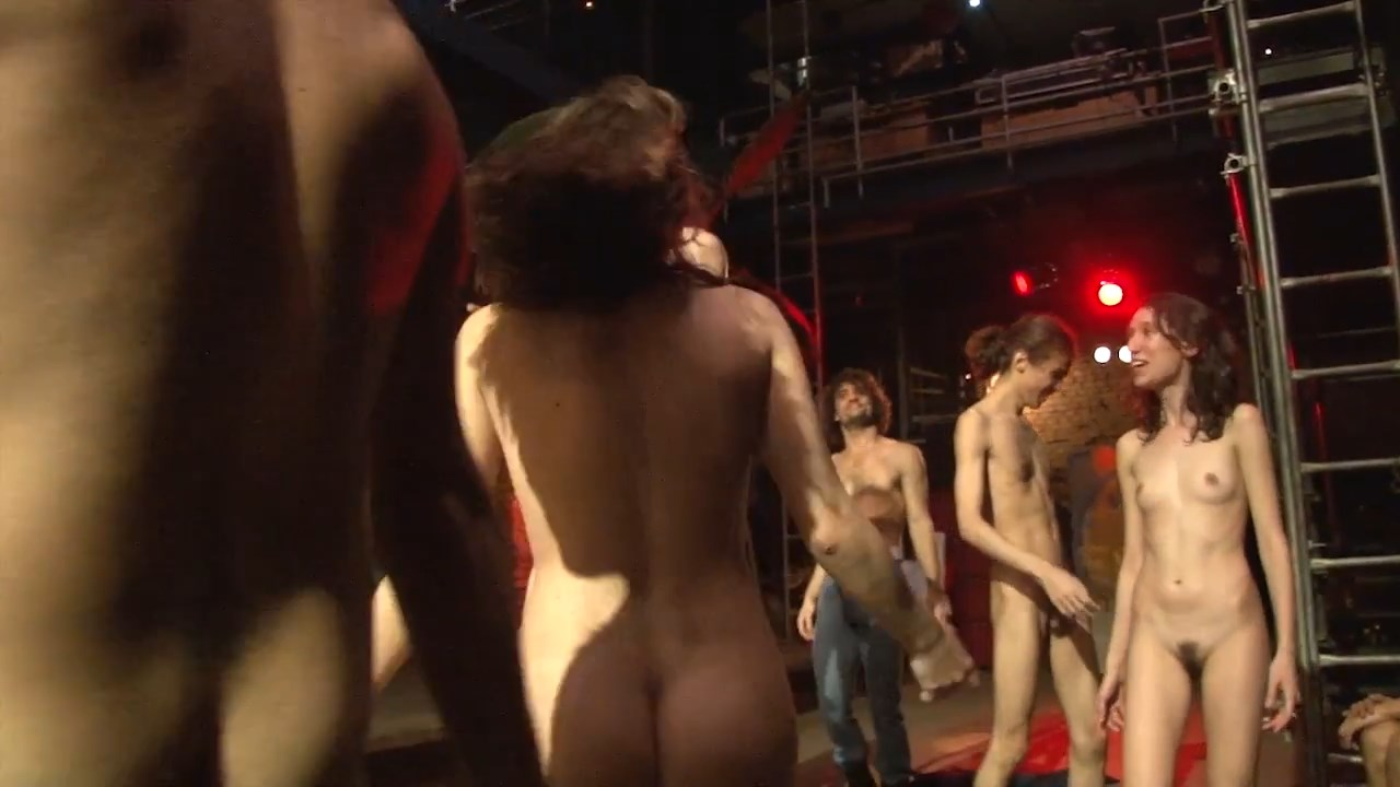 Busty ladies naked in theater, alyssa milano breast naked