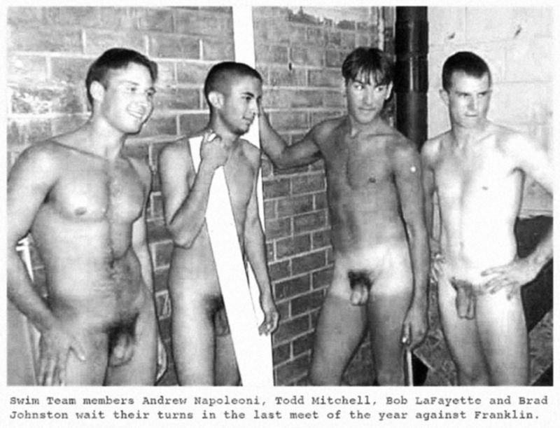 naked high school boy