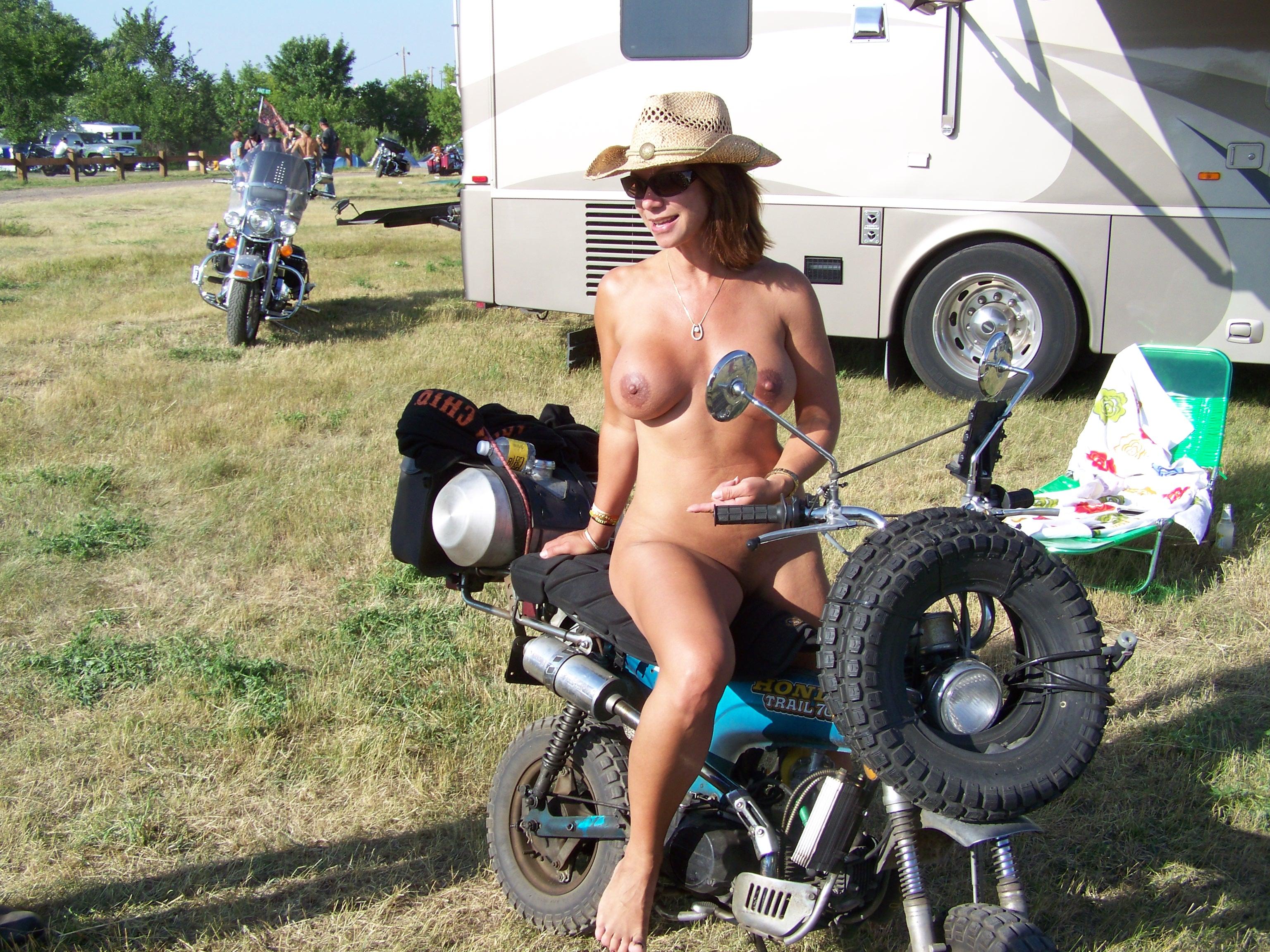 Biker Chick Pictures