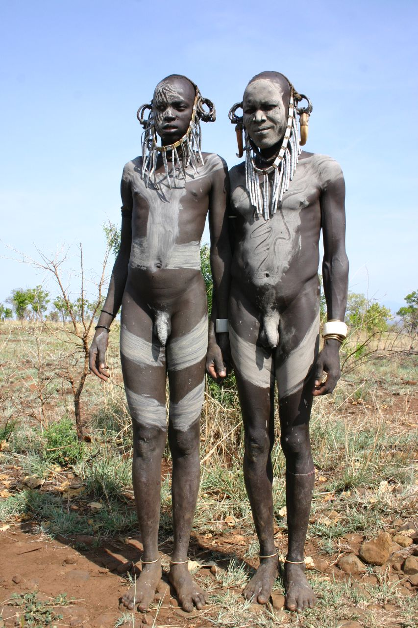 The Surma Tribe, Ethiopia  The Sl Naturist-8056