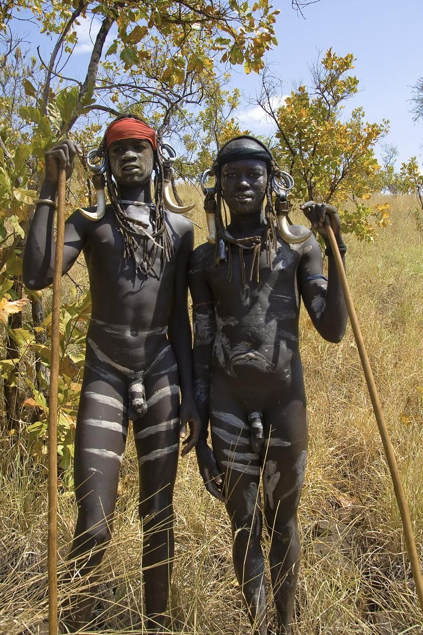 The Surma Tribe, Ethiopia  The Sl Naturist-3854