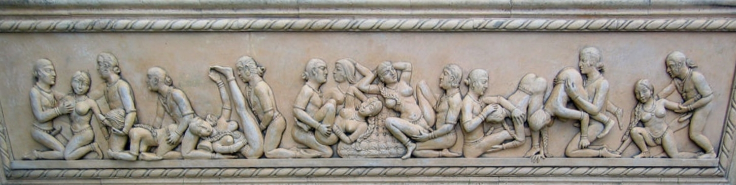 Natural Stone Outdoor Garden Home Decoration Carved New Product Marble Naked Statue Relief Wall Garden Sets