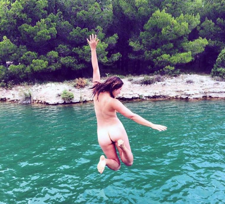 Juliette lewis nude full frontal skinny dipping
